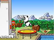 Флеш игра онлайн Шампусик-Хоп / Bolly Hop