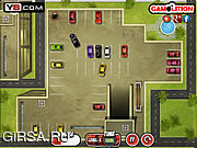Флеш игра онлайн Bomb Squad Parking