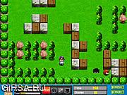 Флеш игра онлайн Bomb Bang