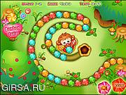 Флеш игра онлайн Веселые шарики / BonBon Foliz