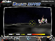Флеш игра онлайн Bots Zapper