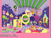 Флеш игра онлайн Девушки шипучки соды - охота бутылки / Soda Pop Girls - Bottle Hunt