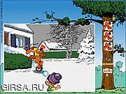 Флеш игра онлайн Були