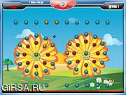Флеш игра онлайн Прыгающие шарики