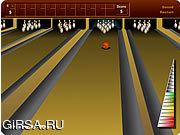 Флеш игра онлайн Мастер Боулинг / Bowling Master