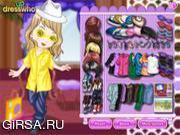 Флеш игра онлайн Одежда моего парня / Boyfriend Fashion