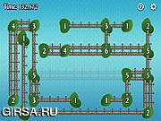 Флеш игра онлайн Мосты / Bridges