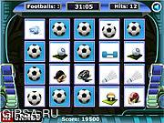 Флеш игра онлайн В поисках футбольных мячей / Browse The Footballs