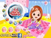 Флеш игра онлайн Мыльные пузыри