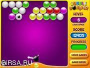 Флеш игра онлайн Bubble Bombers