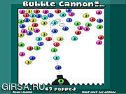 Флеш игра онлайн Карамболь пузыря