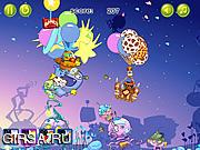 Флеш игра онлайн Турнир воздушных пузырей / Bubble Fighting Tournaments
