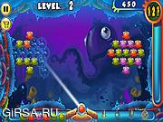 Флеш игра онлайн Bubble Fish
