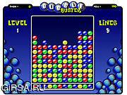 Флеш игра онлайн Веселые пузырьки