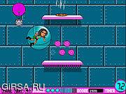 Флеш игра онлайн Нев-пузырь Приключения