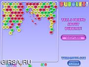 Флеш игра онлайн Же bubblez