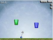 Флеш игра онлайн Ведро-Мяч / Bucket-Ball