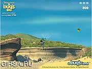 Флеш игра онлайн A Bugs Land