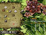 Флеш игра онлайн Волна Ошибок / Bug Wave
