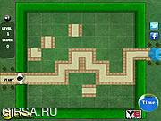 Флеш игра онлайн Строительство дороги / Build the Way