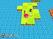 Флеш игра онлайн Кот Бульба / Bulba the Cat
