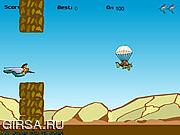 Флеш игра онлайн Птицы-собиратели / Bullet Humming Bird