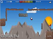 Флеш игра онлайн Bump Copter 2