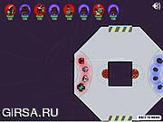 Флеш игра онлайн Бампер Чаша / Bumper Bowl