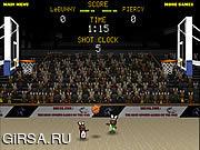 Флеш игра онлайн Кролик B-Мяч