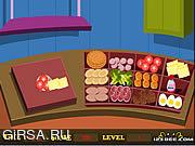 Флеш игра онлайн Пункт бургера