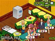 Флеш игра онлайн Ресторан Бургер 2
