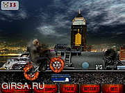 Флеш игра онлайн Burning Motoracer