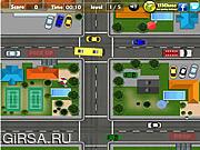 Флеш игра онлайн Bus Stop Parking