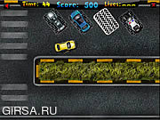 Флеш игра онлайн Штрафстоянка / Busted Parking