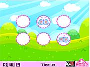 Флеш игра онлайн Бабочка - забавные совпадения / Butterfly Fun Matching