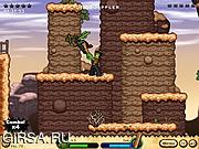 Флеш игра онлайн Cactus McCoy and the Curse of Thorns