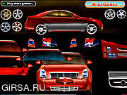 Флеш игра онлайн Virtual Car Tuning V1