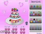 Флеш игра онлайн Cake Decorate