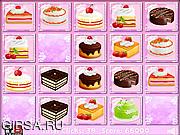 Флеш игра онлайн Тест На Память Торт / Cake Memory Test