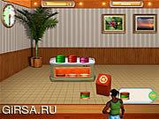 Флеш игра онлайн Cake Shop