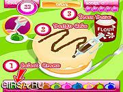 Флеш игра онлайн Мастер пироженых