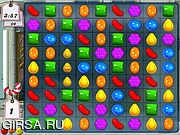 Флеш игра онлайн Candy Crush