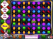 Флеш игра онлайн Раздави конфеты / Candy Crush Pro