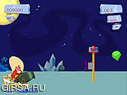Флеш игра онлайн Сумасбродства 3 пушечного ядра: Холодный фронт / Cannonball Follies 3: Cold Front