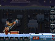 Флеш игра онлайн Каноиак / Canoiac Launcher Xmas