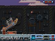 Флеш игра онлайн Летающий Манекен