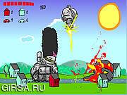 Флеш игра онлайн Танк - Разрушитель / Cantankerous Tank
