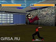 Флеш игра онлайн Убей врага!