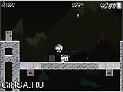 Флеш игра онлайн Капитан Блокс - потерянные монеты / Captain Blox: Lost Coins