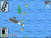 Флеш игра онлайн Captain Chaos